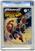 Magazines:Superhero, Spectacular Spider-Man #2 (Marvel, 1968) CGC FN/VF 7.0 Cream to off-white pages....