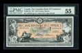 Canadian Currency: , Toronto, ON- The Canadian Bank of Commerce $10 Jan. 2, 1917 Ch. #75-16-04-12a. ...