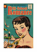 Golden Age (1938-1955):Romance, Hi-School Romance #41 (Harvey, 1955) Condition: VF/NM....