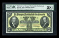 Canadian Currency: , Montreal, PQ- La Banque Provinciale du Canada $5 Aug. 1, 1928 Ch. #615-14-08. ...