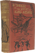 Books:First Editions, Mark Twain. A Yankee at the Court of King Arthur....