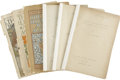 Books:Periodicals, Mark Twain. Six Volumes of The Century Illustrated MonthlyMagazine from the 1890s to the 1900s.... (Total: 6 Items)