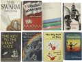 Books:Fiction, Eight Simon and Schuster Books, including:... (Total: 8 Items)