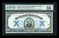 Canadian Currency: , Montreal, PQ- The Merchants Bank of Canada $10 Nov. 1, 1919 Ch. #460-22-04. ...