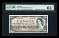 Canadian Currency: , BC-35b $100 Devil's Face 1954. ...