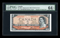 Canadian Currency: , BC-30bA $2 Devil's Face 1954. ...