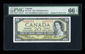 Canadian Currency: , BC-41aA $20 1954. ...