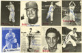 Autographs:Sports Cards, Brooklyn and Los Angeles Dodgers Signed Trading Cards Lot of 32.The Dodgers organization is represented here in the form o...