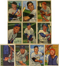 Autographs:Sports Cards, 1952 Bowman Baseball Signed Group Lot of 194. One of the moredesirable card issues from the classic 1950s era of collectin...