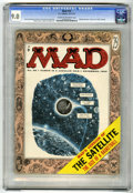 Magazines:Mad, Mad #26 (EC, 1955) CGC VF/NM 9.0 Cream to off-white pages....
