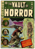 Golden Age (1938-1955):Horror, Vault of Horror #22 (EC, 1951) Condition: VG+....