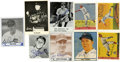 Autographs:Sports Cards, Baseball Stars Signed Reprint Cards Group Lot of 96. Collection ofnearly 100 reprint cards feature the baseball heroes of...