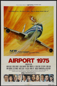 """Airport 1975 (Universal, 1974). One Sheet (27"""" X 41""""). Action"""