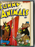 Golden Age (1938-1955):Funny Animal, Fawcett's Funny Animals #81-83 Bound Volume (Fawcett, 1953-54)....