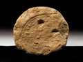Antiques:Antiquities, Terracotta Funerary Cone...