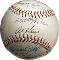 Autographs:Baseballs, 1969 Detroit Tigers Team Signed Baseball. Twenty-two members of the1969 Detroit Tigers have checked in on the Tigers souve...