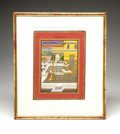 Antiques:Folk Art, Ragamala Indian Painting...