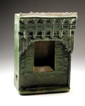Antiques:Antiquities, Ming Ceramic Spirit House...