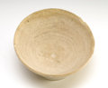Antiques:Antiquities, Pottery Incantation Bowl...