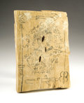 Antiques:Antiquities, Bactrian Sorcery Panel...