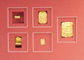 Antiques:Antiquities, Etruscan Gold (Five)...