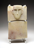 Antiques:Antiquities, Sabean Alabaster Stele...