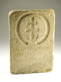 Antiques:Antiquities, Medieval Gravestone...