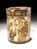 Antiques:Antiquities, Maya Style Palace Vase...