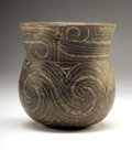 American Indian Art:Pottery, Mississippian Pottery Olla...