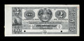 Canadian Currency: , Fredericton, NB- The Commercial Bank of New Brunswick £2Ch-180-10-04P. ...