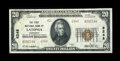 National Bank Notes:Kentucky, Latonia, KY - $20 1929 Ty. 2 The First NB Ch. # 6248. ...