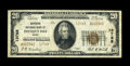 National Bank Notes:Maine, Presque Isle, ME - $20 1929 Ty. 2 Northern NB Ch. # 13768. ...