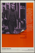 "Movie Posters:Action, Bullitt (Warner Brothers, 1968). One Sheet (27"" X 41""). Action...."