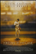 "Movie Posters:Sports, For Love of the Game (Universal, 1999). One Sheet (27"" X 40""). Sports...."