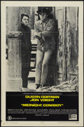 "Movie Posters:Academy Award Winner, Midnight Cowboy (United Artists, 1969). One Sheet (27"" X 41"").X-Rated Version. Drama...."