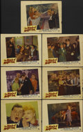 "Movie Posters:Comedy, The Miracle of Morgan's Creek (Paramount, 1944). Lobby Cards (7)(11"" X 14""). Comedy.... (Total: 7 Items)"