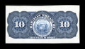 Large Size:Demand Notes, Hawaii Republic of Hawaii $10 1895 Proof Back. ...
