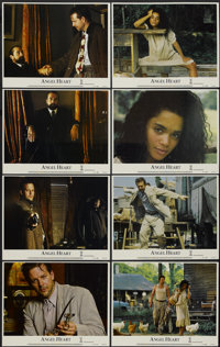 "Angel Heart (Tri-Star, 1987). Lobby Card Set of 8 (11"" X 14""). Horror.... (Total: 8 Items)"