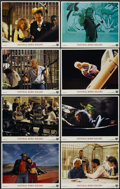 """Movie Posters:Crime, Natural Born Killers (Warner Brothers, 1994). Lobby Card Set of 8(11"""" X 14""""). Crime.... (Total: 8 Items)"""