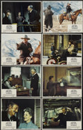 """Movie Posters:Western, The Shootist (Paramount, 1976). Lobby Card Set of 8 (11"""" X 14""""). Western.... (Total: 8 Items)"""