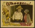 "Movie Posters:Western, King of the Rodeo (Universal, 1929). Lobby Card (11"" X 14"").Western...."