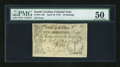 Colonial Notes:South Carolina, South Carolina April 10, 1778 10s PMG About Uncirculated 50....