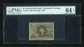 Fractional Currency:Second Issue, Fr. 1284 25c Second Issue PMG Choice Uncirculated 64 EPQ....