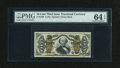 Fractional Currency:Third Issue, Fr. 1339 50c Third Issue Spinner Type II PMG Choice Uncirculated 64 EPQ....
