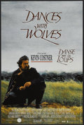 "Movie Posters:Academy Award Winner, Dances With Wolves (Orion, 1990). Belgian (16"" X 23.5""). AcademyAward Winner...."