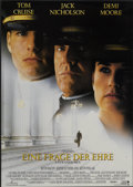 "Movie Posters:Drama, A Few Good Men (Columbia, 1992). German A1 (23.5"" X 33"") DS. Drama...."