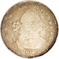 Early Half Dimes, 1802 H10C --Repaired, Whizzed--NCS. AG Details....