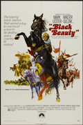 "Movie Posters:Drama, Black Beauty (Paramount, 1971). One Sheet (27"" X 41""). Drama...."