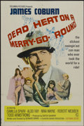 "Movie Posters:Crime, Dead Heat on a Merry-Go-Round (Columbia, 1966). One Sheet (27"" X 41""). Crime...."