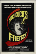 """Movie Posters:Hitchcock, Frenzy (Universal, 1972). One Sheet (27"""" X 41""""). Hitchcock...."""